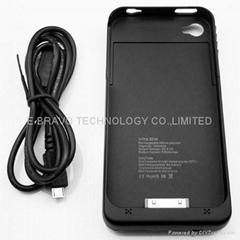 external battery for iphone4
