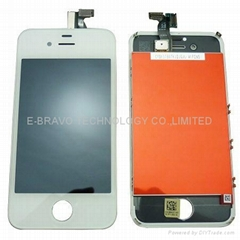 iphone4S LCD+digitizer assembly