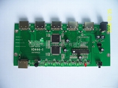 HDMI转换器代料加工