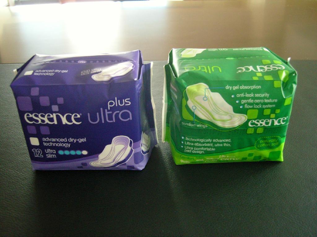 婦女衛生用品生產設備—衛生巾設備(WSJ650) 4