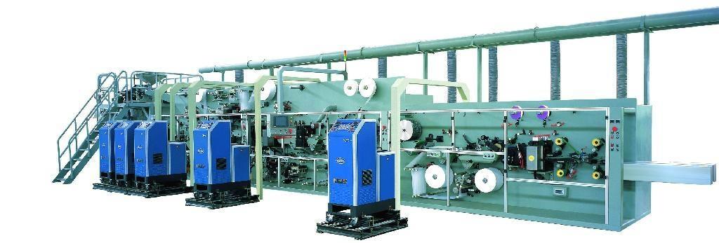 衛生巾機械