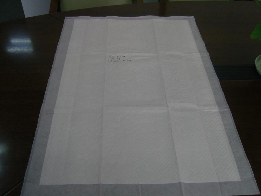 Disposable mattress