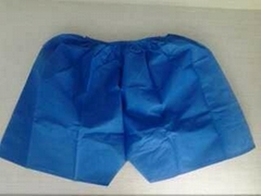 無紡布短褲設備-沙灘褲設備