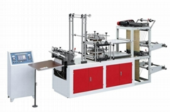Disposable plastic gloves machine or PE glove equipment
