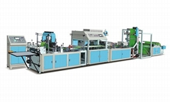 Non woven bag machine