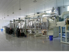 Baby Diaper Machinery