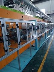 sanitary towel production line