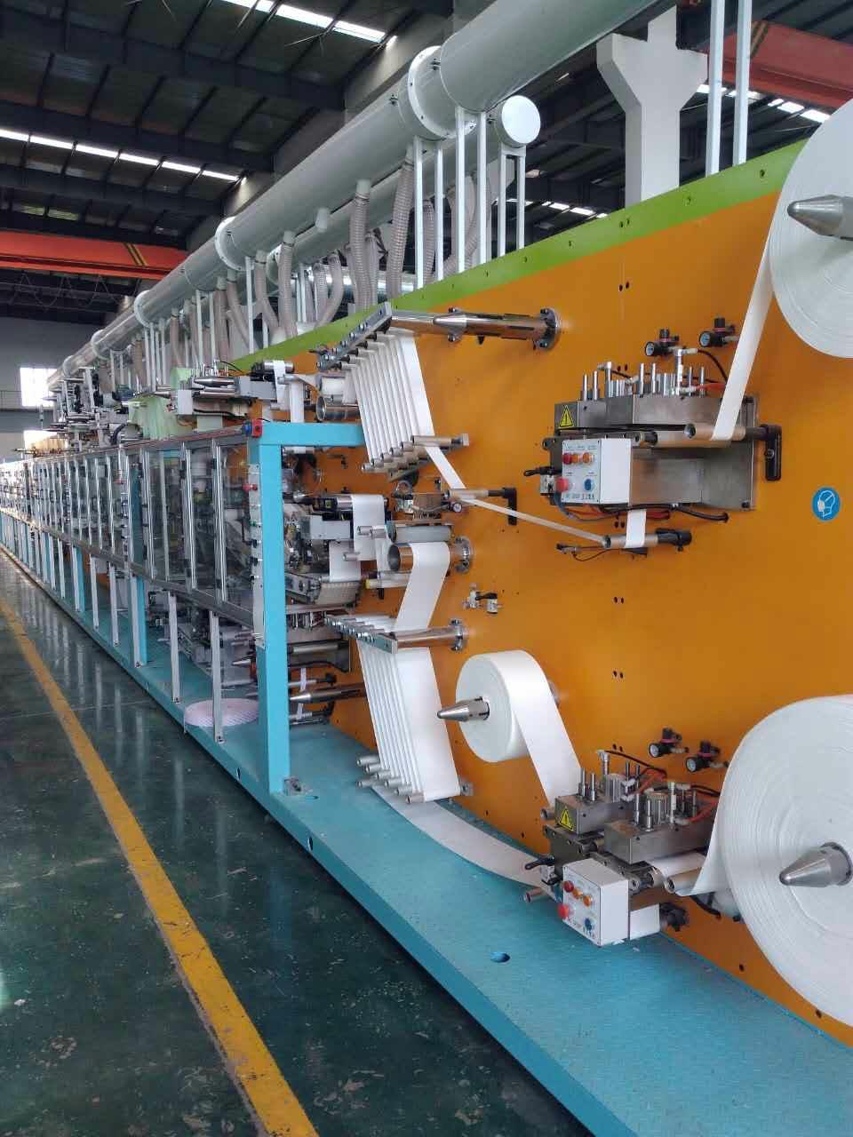 衛生巾機械 7