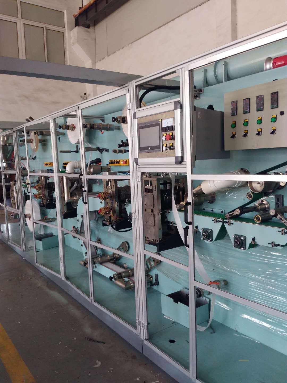 快易包装式护垫生产线(护垫机械设备) 3