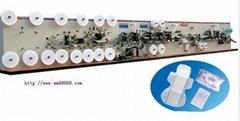 Sanitary Napkin Equipment (sanitary napkin machinery)