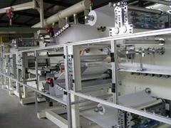 寵物墊生產線(寵物墊設備,寵物墊機械)