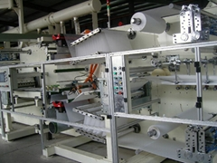 Hemostasis pad making machine or medical pad machine