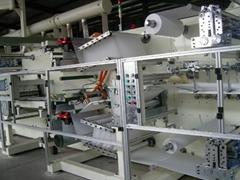 Hemostasis pad making machine or medical