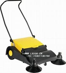 手推式掃地機