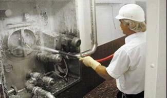 食品級泡沫清洗消毒機 5