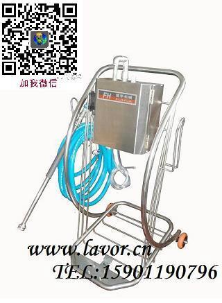 食品級泡沫清洗消毒機 1