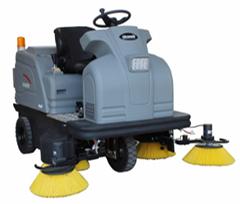 SD1950駕駛式掃地車