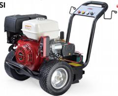 FH-4013自带动力高压清洗机