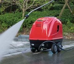 JOLLY意大利原装进口热水高压清洗机