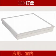 LED背光直射式灯盘面板灯36W/72W