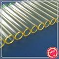 Diversion pipe laser transmitter UV filter yellow quartz glass tube  1