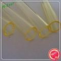 Diversion pipe laser transmitter UV filter yellow quartz glass tube  2