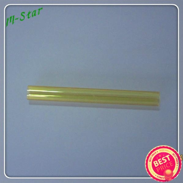 Diversion pipe laser transmitter UV filter yellow quartz glass tube  5