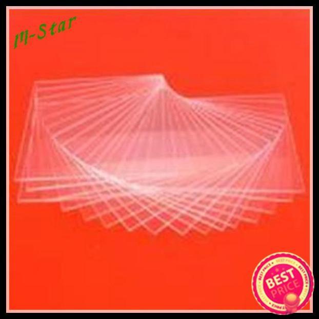 optical quartz glass plate 1