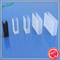 Quartz glass cuvette  Quartz cell