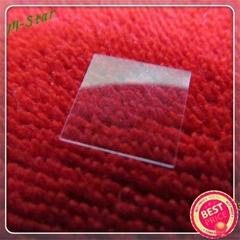 厚度可达0.05mm超薄石英玻璃