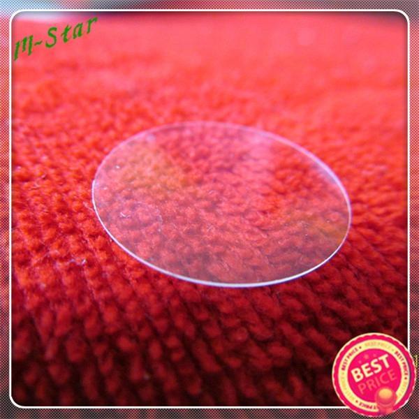 0.05mm thickness ultrathin optical quartz glass  2