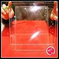 high temperature quartz glass plate 1