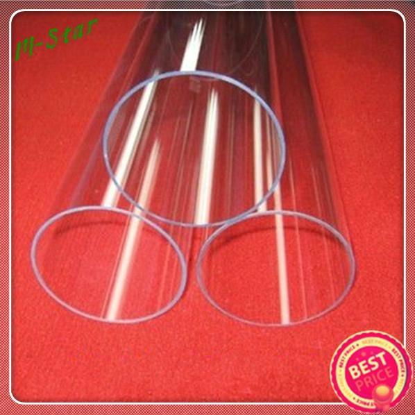high quality clear quartz glass tubes 1