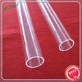 high quality clear quartz glass tubes 2