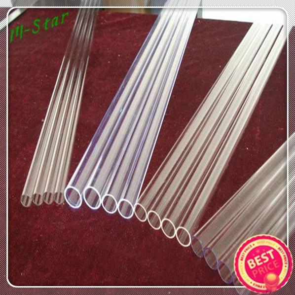 high quality clear quartz glass tubes 5