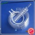 high temperature spiral quartz glass tubing 2