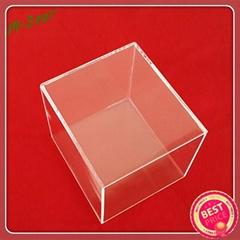 laboratory equipment quartz glass cleaning tank