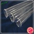 One end Sealed Fused Quartz glass tubing 2