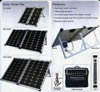 Mono-Crystalline folding solar panel