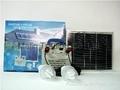 10W Portable Solar Lighting Kits