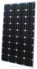 75-90W Mono Crystalline Solar Panel