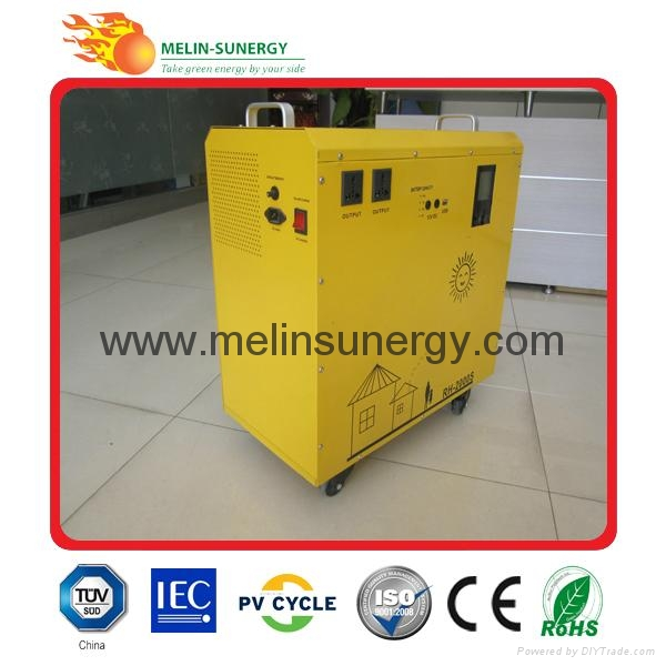 Portable Solar Generator System for Home 1