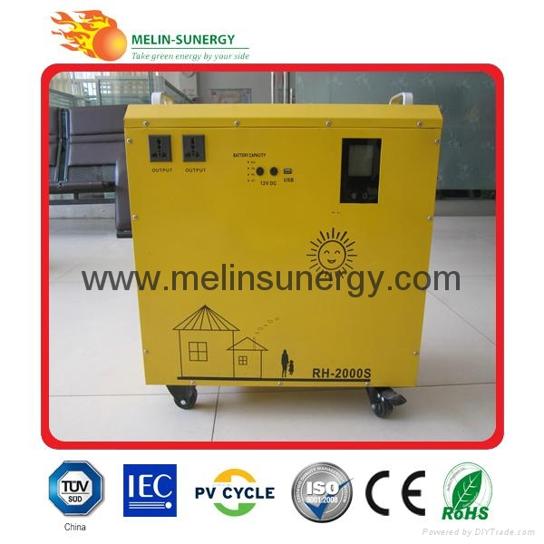 Portable Solar Generator System for Home 4