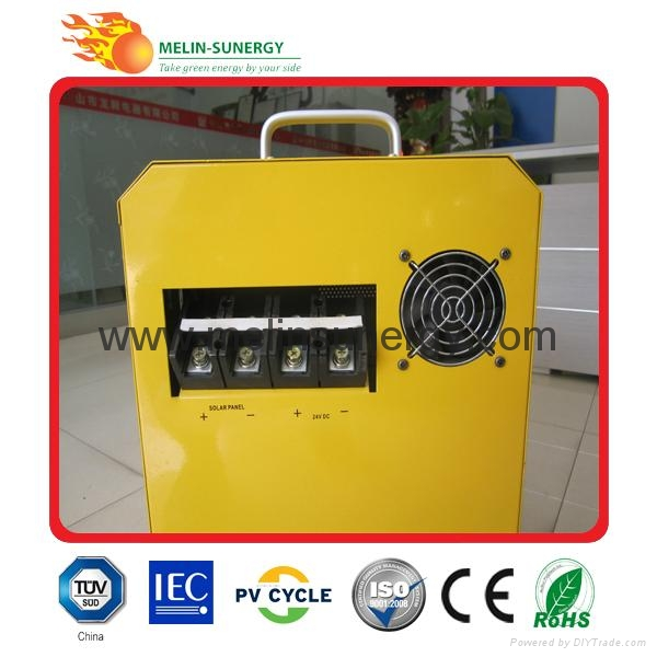 Portable Solar Generator System for Home 5