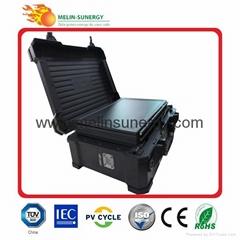 Portable Suitcase solar generator