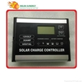 Intelligent pwm solar charge controller