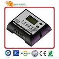 12V/24V 10a solar charge controller high