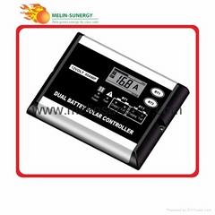 LiFePO4 LTO dual battery 30A micro solar