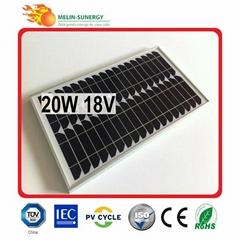 20W Solar Panel Mono Cry