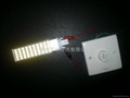 LED PLC Lamp G24 11W Dimmable 1